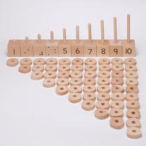 1-10 Natural Number Stacker