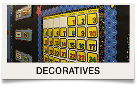 Decoratatives & Displays